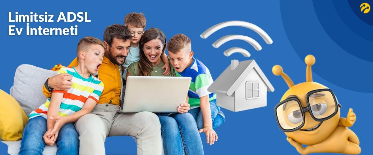Limitsiz Yalın ADSL'e Giriş Kampanyası