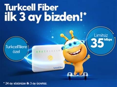 Turkcell'lilere Özel 3 Ay Ücretsiz Süper Paket Kampanyası